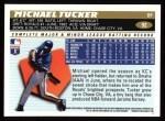 1996 Topps #92  Michael Tucker  Back Thumbnail