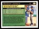 1997 Topps #361  Bobby Jones  Back Thumbnail