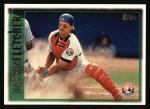 1997 Topps #265  Darrin Fletcher  Front Thumbnail