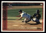 1997 Topps #258  Bobby Higginson  Front Thumbnail