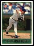 1997 Topps #154  Steve Trachsel  Front Thumbnail