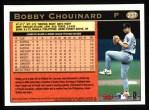 1997 Topps #237  Bobby Chouinard  Back Thumbnail