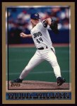 1998 Topps #224  Woody Williams  Front Thumbnail