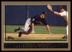 1998 Topps #435  Todd Dunn  Front Thumbnail