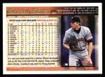 1998 Topps #171  Shawn Estes  Back Thumbnail