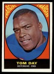1967 Topps #117  Tom Day  Front Thumbnail
