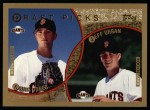 1999 Topps #213  Chris Jones / Jeff Urban  Front Thumbnail