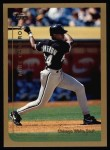 1999 Topps #173  Mike Cameron  Front Thumbnail