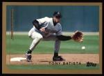 1999 Topps #272  Tony Batista  Front Thumbnail