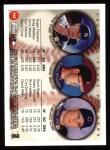 1999 Topps #460   -  Greg Maddux / Roger Clemens / Kerry Wood All- P Back Thumbnail