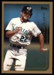 1999 Topps #247  Alex Gonzalez  Front Thumbnail