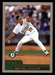2000 Topps #243  Kevin Appier  Front Thumbnail