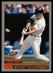 2000 Topps #103  Brady Anderson  Front Thumbnail