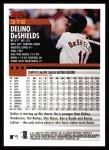 2000 Topps #372  Delino Deshields  Back Thumbnail