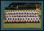 2001 Topps #762   Detroit Tigers Team Front Thumbnail