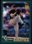 2001 Topps #153  Mike Sirotka  Front Thumbnail