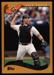 2002 Topps #453  Brook Fordyce  Front Thumbnail
