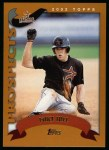 2002 Topps #674  Mike Hill   Front Thumbnail
