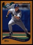 2002 Topps #444  Carlos Guillen  Front Thumbnail