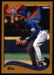 2002 Topps #150  Carlos Delgado  Front Thumbnail