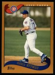 2002 Topps #429  Chris Stynes  Front Thumbnail