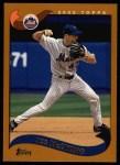 2002 Topps #422  Joe McEwing  Front Thumbnail