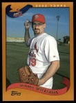 2002 Topps #606  Woody Williams  Front Thumbnail