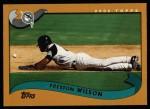 2002 Topps #599  Preston Wilson  Front Thumbnail