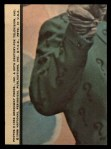 1966 Topps Batman Bat Laffs #16   Bruce Wayne & Dick Grayson Back Thumbnail