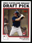 2004 Topps #681  Brad Snyder  Front Thumbnail