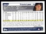 2004 Topps #584  Travis Lee  Back Thumbnail