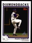 2004 Topps #587  Stephen Randolph  Front Thumbnail