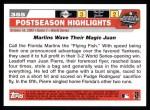 2004 Topps #355   -  Juan Pierre World Series Back Thumbnail