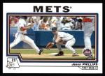 2004 Topps #118  Jason Phillips  Front Thumbnail