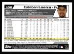 2004 Topps #108  Esteban Loaiza  Back Thumbnail