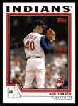 2004 Topps #511  Billy Traber  Front Thumbnail