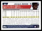 2004 Topps #60  Jacque Jones  Back Thumbnail