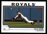 2004 Topps #613  Aaron Guiel  Front Thumbnail