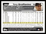 2004 Topps #166  Tony Graffanino  Back Thumbnail
