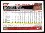2004 Topps #610  Austin Kearns  Back Thumbnail