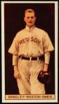 1912 T207 Reprint  Hugh Bradley  Front Thumbnail