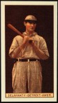 1912 T207 Reprint  Jim Delahanty   Front Thumbnail