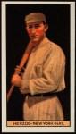 1912 T207 Reprint  Buck Herzog  Front Thumbnail