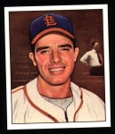 1950 Bowman REPRINT #208  Jim Hearn  Front Thumbnail
