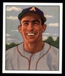 1950 Bowman REPRINT #158  Paul Lehner  Front Thumbnail