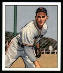 1950 Bowman REPRINT #66  Larry Jansen  Front Thumbnail