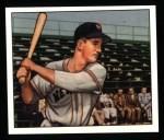 1950 Bowman REPRINT #221  Don Mueller  Front Thumbnail
