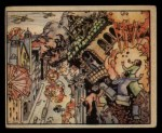 1938 Gum Inc. Horrors of War #114   Bomb Blows Penthouse from Roof of Building Front Thumbnail