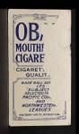 1910 T212 Obak xOLD Ivy Olson  Back Thumbnail