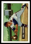 1951 Bowman REPRINT #99  Earl Torgeson  Front Thumbnail